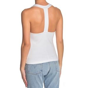 Free People Hang out Camisole Ivory XS 0/2